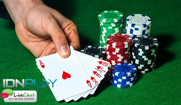 IDN Poker Online Tempat Bermain Semua Bettors